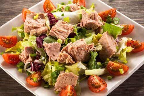 Potrawy bogate w białko – kilka przepisów bez kurczaka