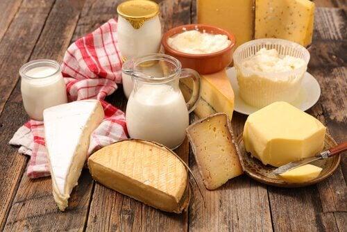 Czy produkty mleczne są dla nas dobre? nabiał i pochodne