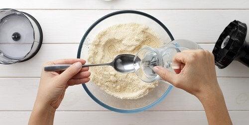 Masło orzechowe - przygotowanie