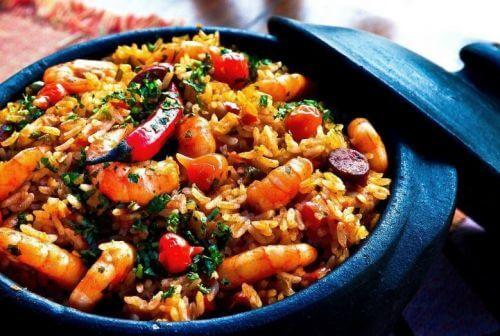 chiński ryż