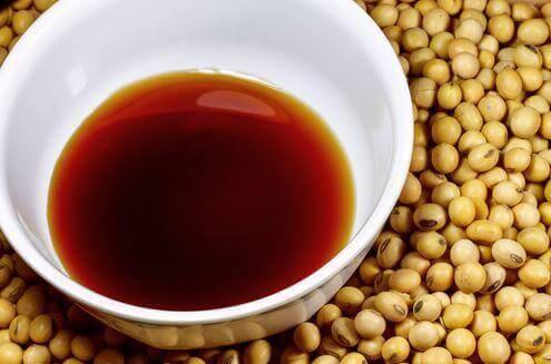 Sos sojowy chiński ryż