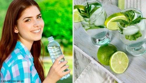 Jak zwiększyć spożycie wody? – Zastosuj kilka sztuczek