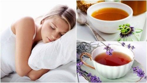 Problemy z zasypianiem? – 5 odprężających naparów
