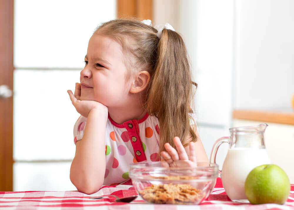 Sposoby na pobudzenie apetytu dziecka