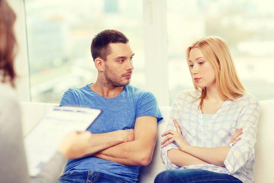 Terapia małżeńska - niewierność