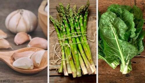 Alergia pokarmowa – 8 warzyw które ją powodują