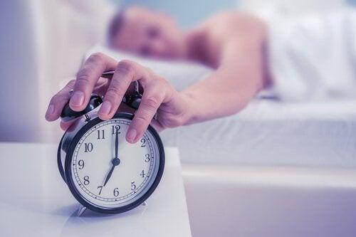 Wyłączanie budzika