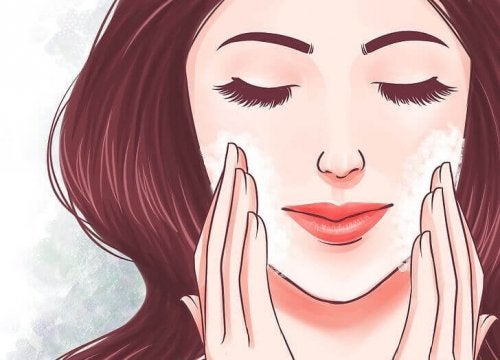 Zdrowa i jędrna skóra twarzy – 5 naturalnych pomysłów