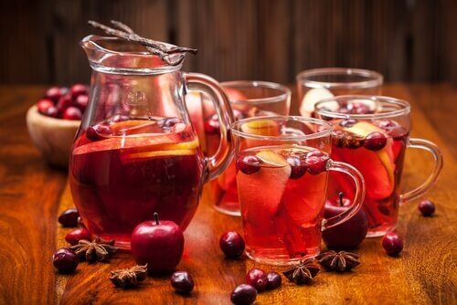 poncz - zdrowe napoje alkoholowe
