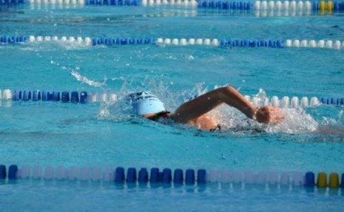 Pływanie to świetna zabawa