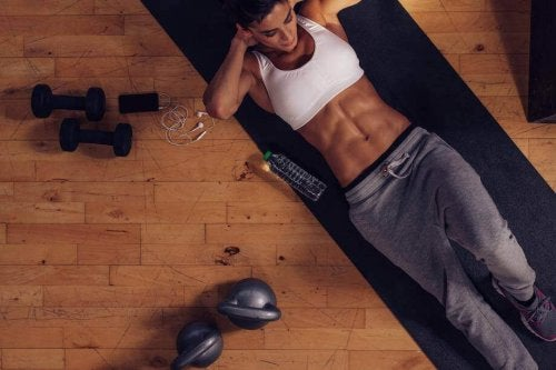 Ćwiczenia na umięśniony brzuch