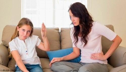 Buntownicze zachowanie dziecka – jak je poskromić?