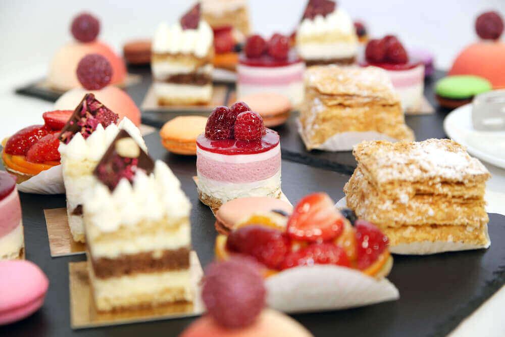 Ciasta i ciasteczka to również jedzenie powodujące zaparcia
