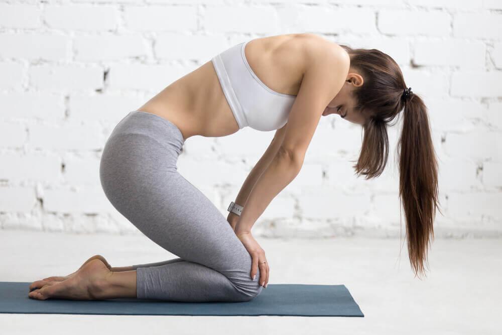 Ćwiczenia hipopresyjne