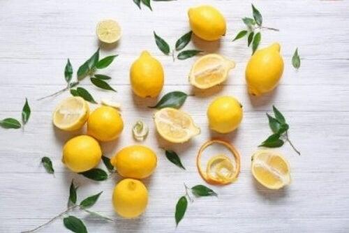 Cytryna – kwaśny sposób na zdrowie!
