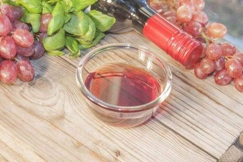 Marynata do mięsa z czerwonego wina
