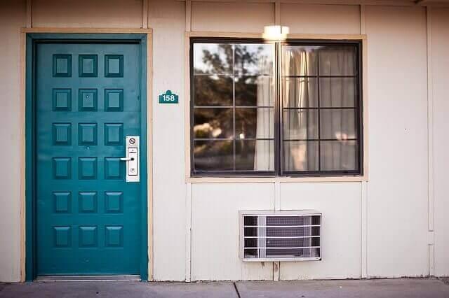 Izolacja okien i drzwi