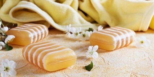 egzema mydło glicerynowe