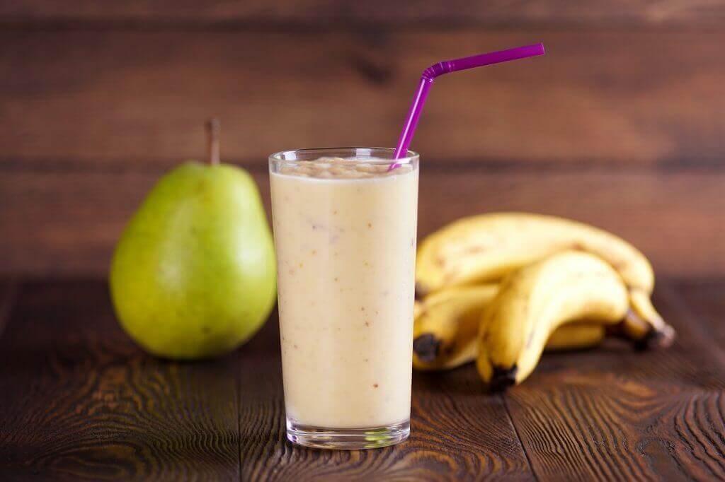 koktajl na bazie banana