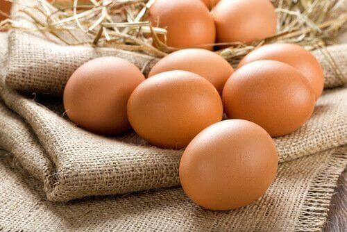 Jajka są zdrowe na odchudzanie