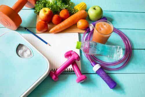 Dieta przyspieszająca przemianę materii – 2 propozycje