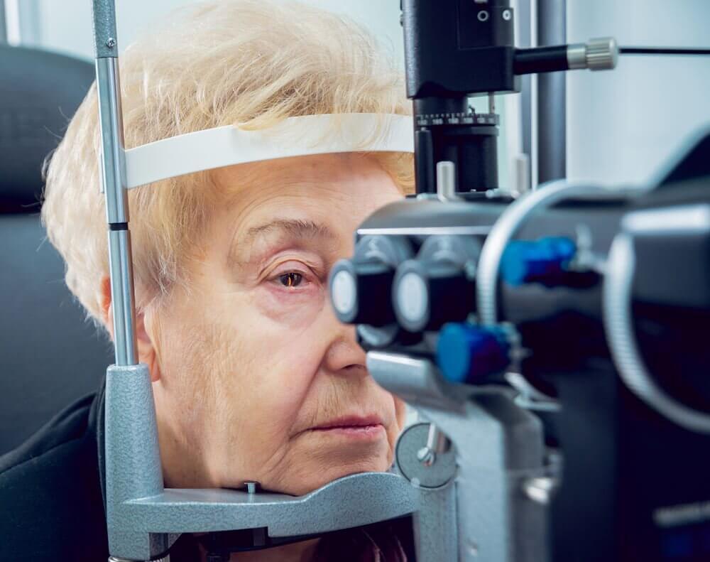katarakta w podeszłym wieku