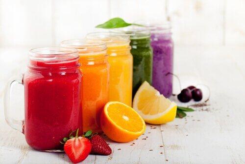 właściwości zdrowotne smoothie