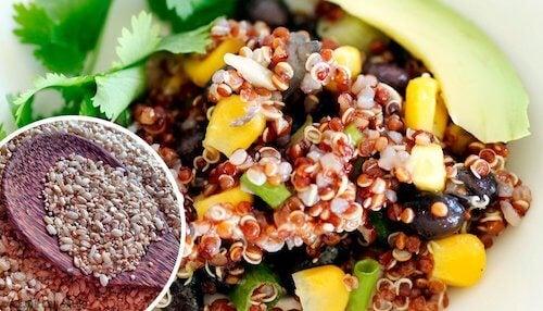 Komosa ryżowa – 3 zdrowe i pyszne przepisy