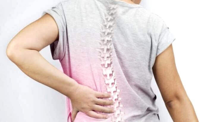 skolioza i ból pleców