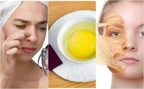 Maseczka z jajka – 5 upiększających propozycji
