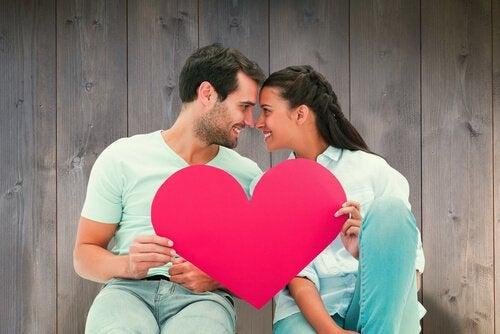 rodzaje miłości para szczęśliwa