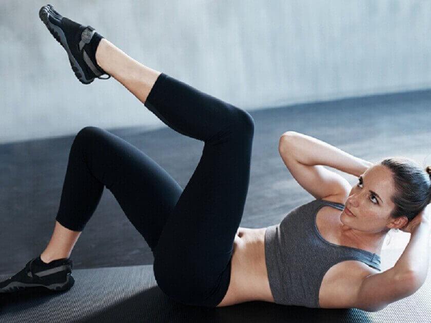 mięśnie brzucha ćwiczenia