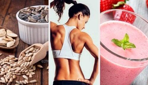 Dieta wegańska – chcesz mieć ładniejsze mięśnie?