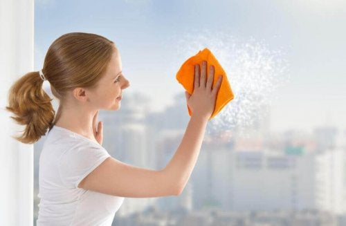 Mycie okien – kilka sprawdzonych sztuczek
