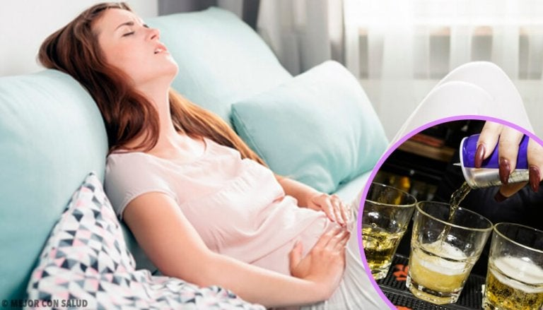 Podrażnienie żołądka – napoje, których należy unikać!