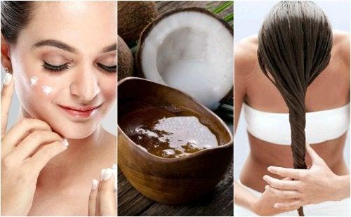 Naturalny kosmetyk? – Zrób go z oleju kokosowego