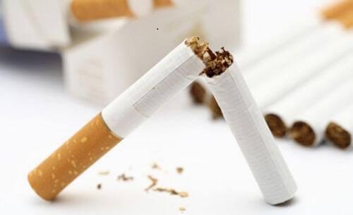 Profilaktyka raka płuc. Złamany papieros