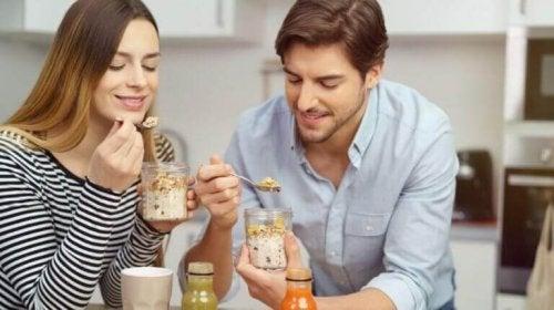 Smoothie z płatków owsianych – zdrowe opcje