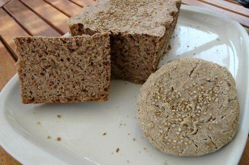 Pieczywo ciemne chleb