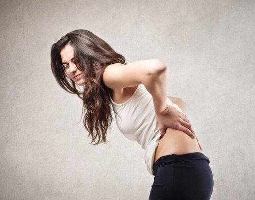Ból pleców – 5 przyczyn występowania