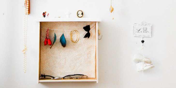 dekoracje z pudełek na biżuterię