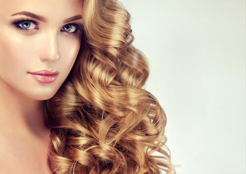 Zdrowe i puszyste włosy