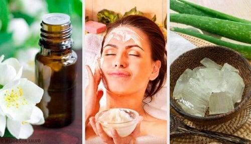 Sucha skóra – jak o nią dbać w naturalny sposób?
