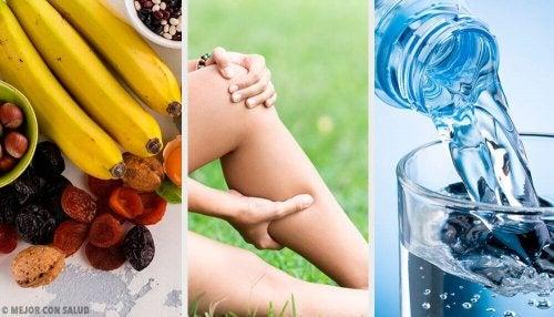 Bolesne skurcze mięśni – zapobieganie