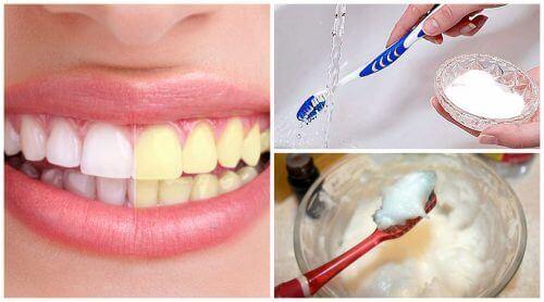Naturalne wybielanie zębów: poznaj produkty