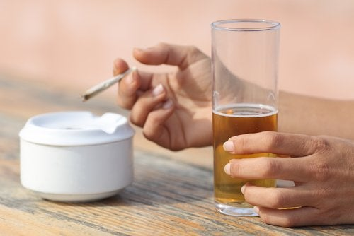 piwo i papieros