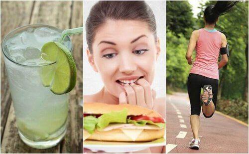 Zachcianki nie muszą rujnować twojej diety - 6 porad