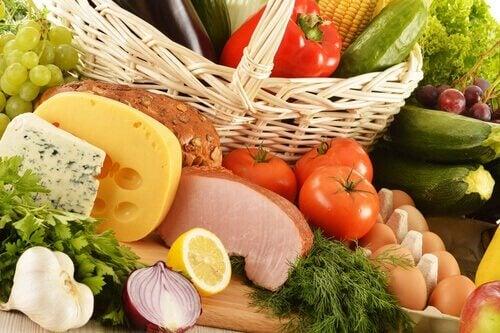 zdrowe odżywianie Ciągłe uczucie głodu