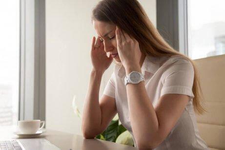 Spóźniony okres- stres i lęk