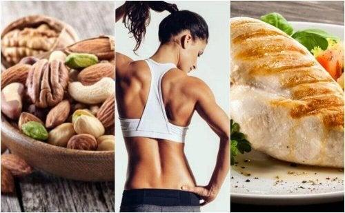 Modelowanie sylwetki – efektywna dieta